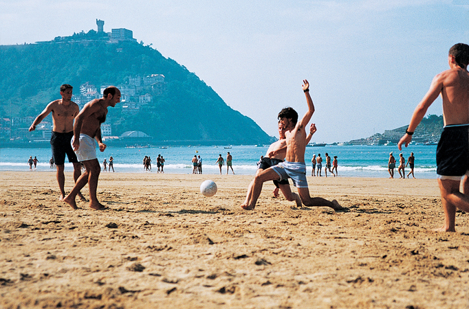 Ftbol de Playa  Puerto Vallarta