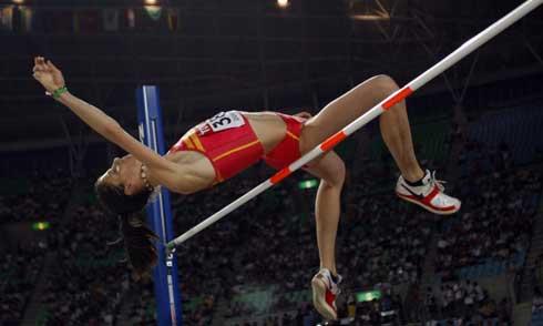 Atletismo salto con garrocha 2018 4